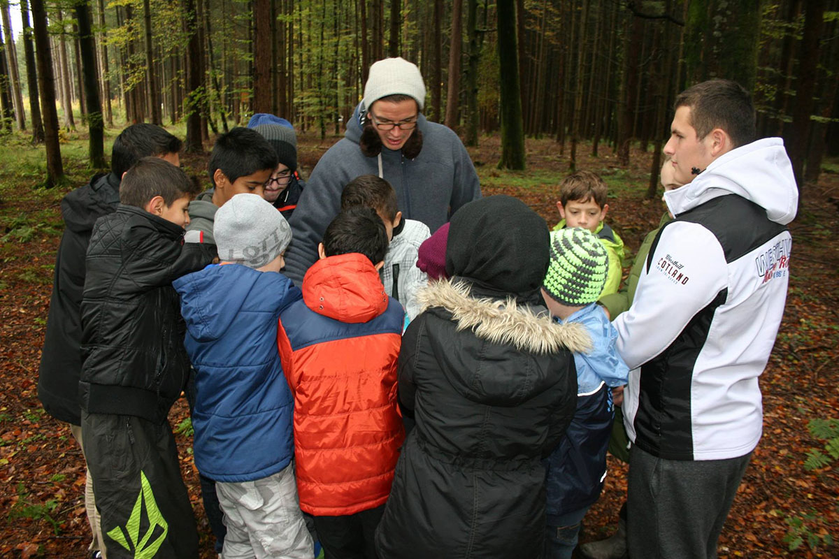 Waldpädagogiktag Schäftlarn
